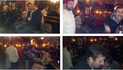 Friday Night at the Tavern